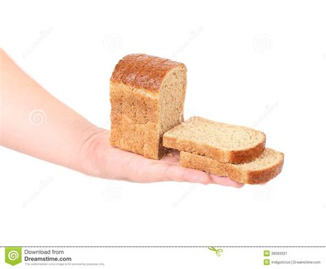 Handmade White Bread - bread in stock image image 38563321