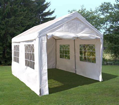 zelt pavillon profizelt pavillon partyzelt festzelt 3x4 meter pvc wei 223