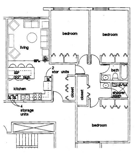 layout mcdonalds kitchen east apartments csb sju