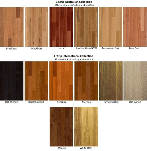 australian timber colors types of timber flooring in australia