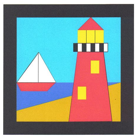 quilt pattern lighthouse items similar to lighthouse quilt block pattern on etsy