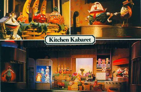 extinct epcot kitchen kabaret frontierland station