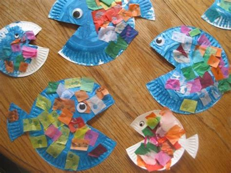 projects for preschoolers 25 best ideas about fish crafts preschool on