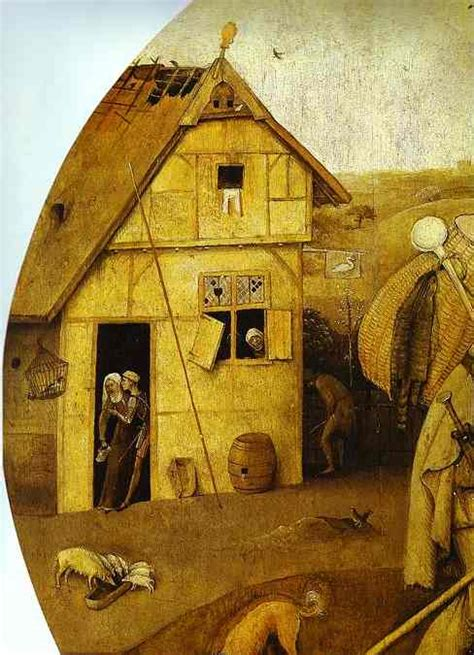 famous house painters the house of ill fame hieronymus bosch painting gallery