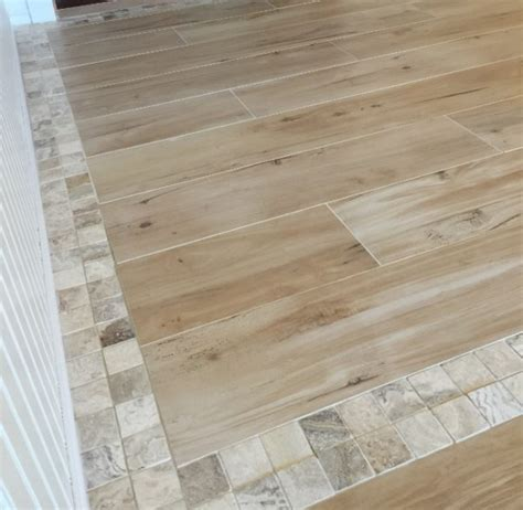 faux wood tile sophistication the toa blog about tile more five new wood looking tile planks to transform your home