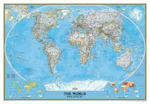 Political Map Of World by World Political Map Images