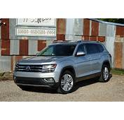 2018 VW Atlas Wont Be Easy To Find As A 4 Cylinder