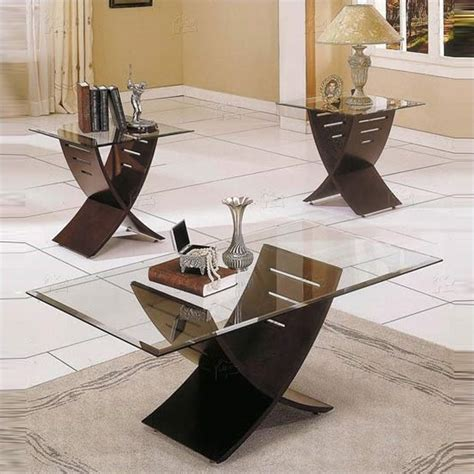 steve silver company cafe 3 coffee table set in