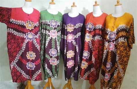 Gamis Rumahan Katun Lokal distributor daster batik bisnis baju murah surabaya