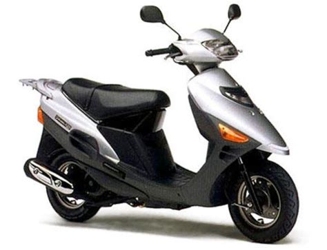 Suzuki An Suzuki Vecstar 125 Technical Data Of Scooters Scooters