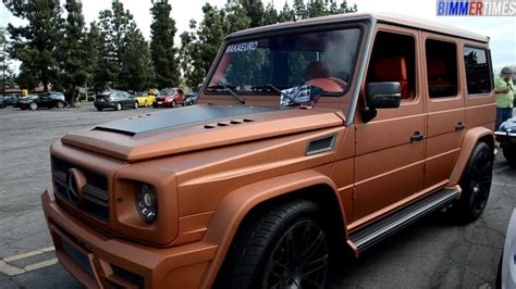 G Wagon G55 Amg Custom