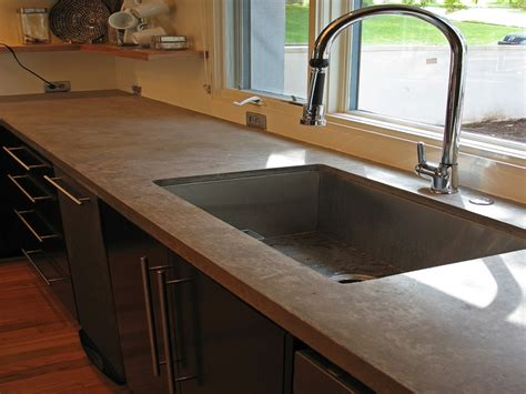 Concrete Countertops Prices Vs Granite by Kitchen Countertop Cost Concrete Countertop Prices Prices