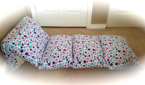 Pillow Bed Made With Pillowcases Pillow Beds And Comfy Roll One Out For