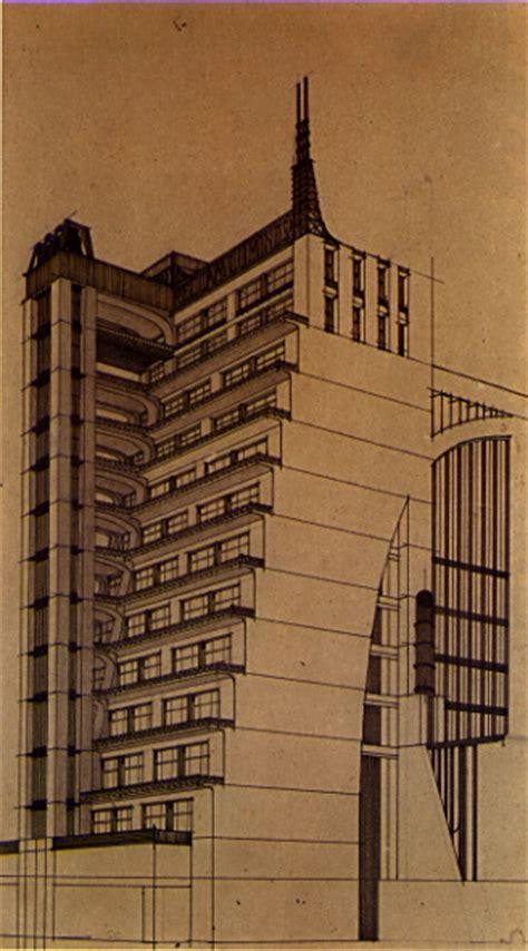 www architecture manifesto of futurist architecture