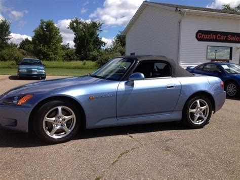 how petrol cars work 2003 honda s2000 security system purchase used 2003 honda s2000 base convertible 2 door 2 0l in waterford michigan united