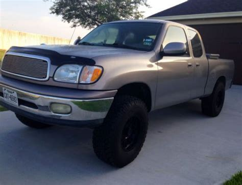 2001 Toyota Tundra For Sale Sell Used 2001 Toyota Tundra Limited Extended Cab 4