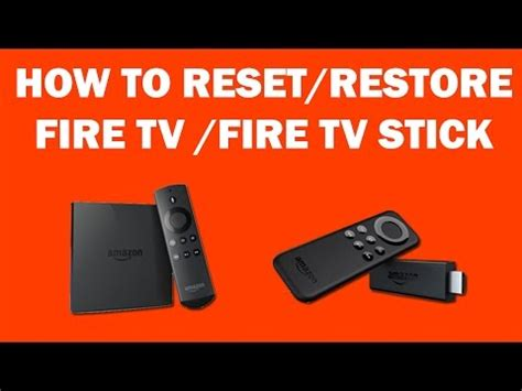 reset android stick how to access the hidden developer tools menu on amazon