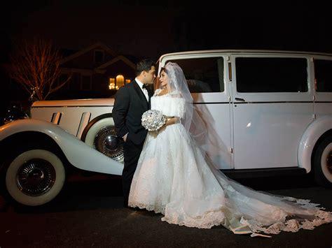 snooki wedding photos inside snooki s glamorous wedding
