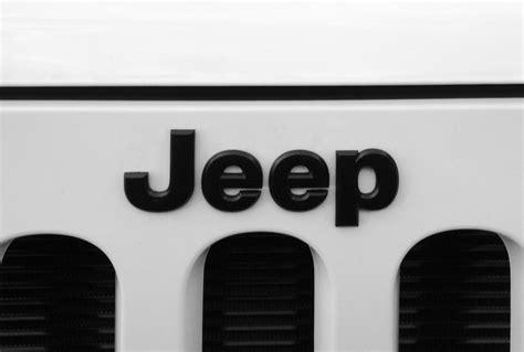 Jeep Badge Black Jeep Badge For Jk Wranglers Mopar 68185492aa
