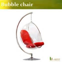 u best high quality hanging chair acrylic swing