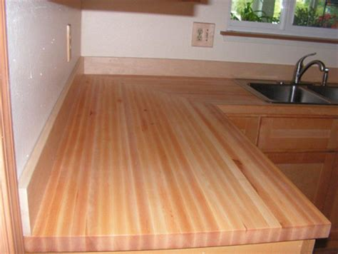 Unfinished Wood Kitchen Cabinets photo gallery butcher block countertops stair parts