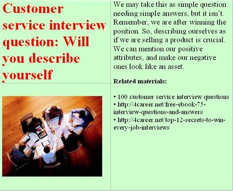 15 best images about customer service behavioral questions on what would