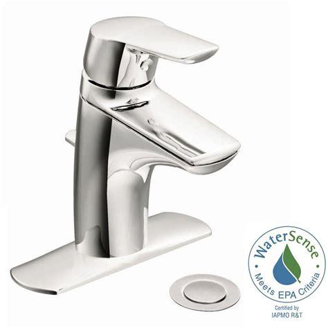moen single handle bathroom sink faucet moen method single single handle bathroom faucet in