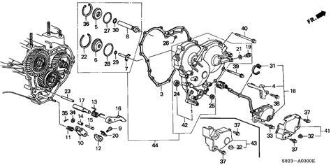 Crv New I Vtec 02 06 Brake Pad Premium Ceramic F Diskon 2001 honda accord leaking transmission fluid when parked