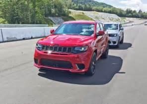 2018 jeep grand trackhawk the fastest grandest
