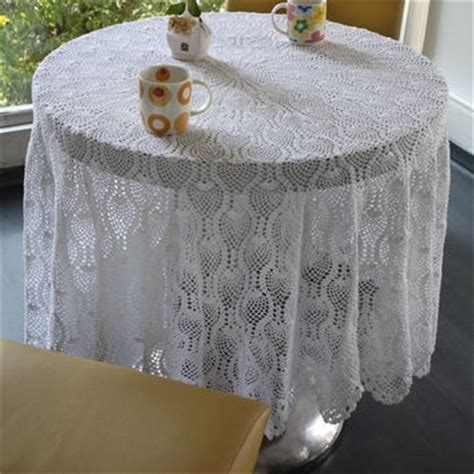 Handmade Crochet Tablecloths For Sale - shop handmade crochet tablecloth on wanelo