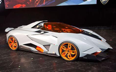 New Concept Lamborghini A Sleek New Lamborghini Concept Car 22 Pics Izismile