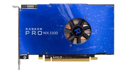 Vga Radeon Firepro Wx 5100 8 Gb products radeonpro wx5100 8g 256b dp1 4 4 5k monitors