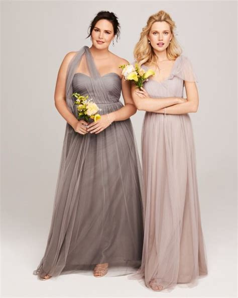 Bridesmaid Dresses Canada Plus Size - the best styles for plus size modest bridesmaid dresses