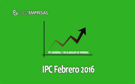 ipc alquileres 1 de enero de 2016 ipc alquiler 2016 subida ipc para alquiler en 2016