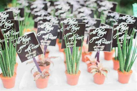 2017 Wedding Favor/ Giveaway Ideas   Cesca's Kitchen Catering