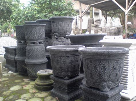 Pot Bunga Wellcome 127949 pot bunga rumah pillar quot sanjaya quot