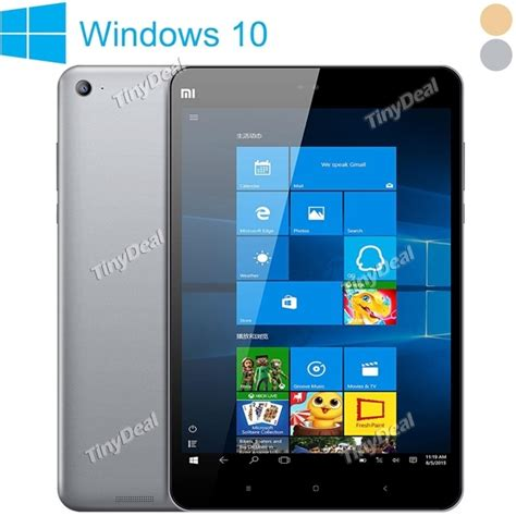 install windows 10 xiaomi mi pad 2 290 21 xiaomi mipad 2 7 9 windows 10 z8500 2gb 64gb