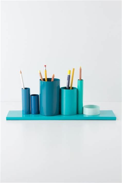Anthropologie Desk Accessories Multiples Pencil Holder Contemporary Desk Accessories By Anthropologie
