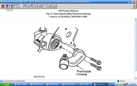 how to change the thermostat on a 2008 aston martin db9 how do i replace a thermostat on a 2000 pontiac montana with