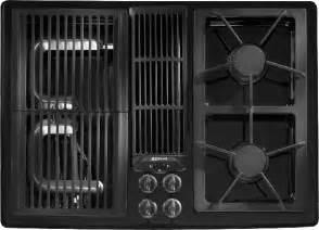 Jenn Air Gas Downdraft Cooktop 30 Designer Line Modular Gas Downdraft Cooktop 30 Quot Jenn Air