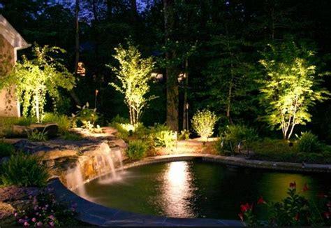 il giardino bene e luce da esterno 9 modi per illuminare bene il giardino