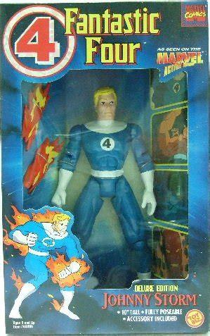 toy biz marvel comics fantastic  deluxe