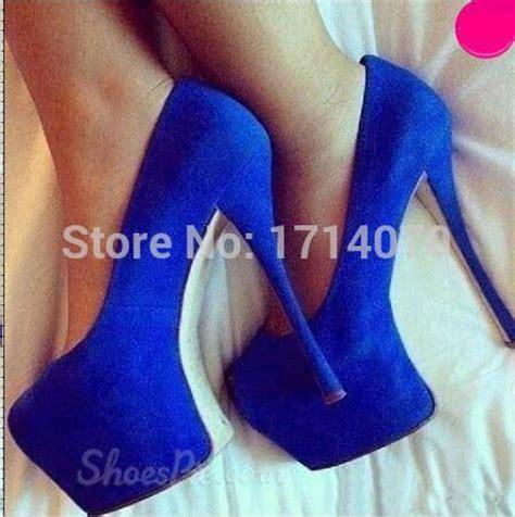 Sandal Sepatu Wanita Murah Platform Navy Blue Biru 002 1 platform heels biru beli murah platform heels biru lots from china platform heels biru suppliers