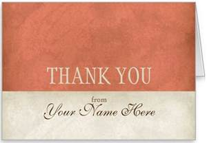 business thank you card exles 17 business thank you cards free printable psd eps