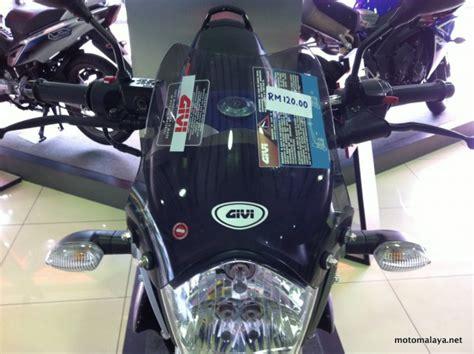 Windshield Buat Motor windshield givi buat yamaha fz150 yamaha vixion keren