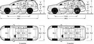 Volvo Xc90 Dimensions The Blueprints Blueprints Gt Cars Gt Volvo Gt Volvo