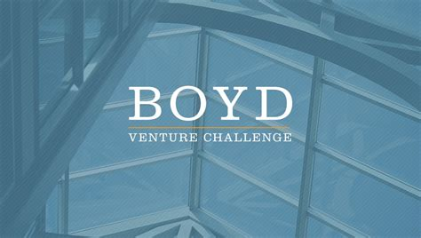 Utk Pro Mba by Boyd Venture Challenge Awards Funding To Four Student