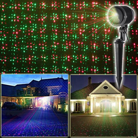 aliexpress com buy rgb outdoor holiday light projector