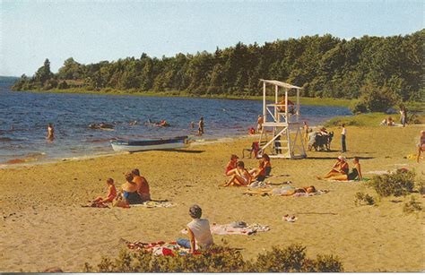 Of State Cadillac Mi by Cadillac Mi Mitchell State Park At Lake Mitchell And