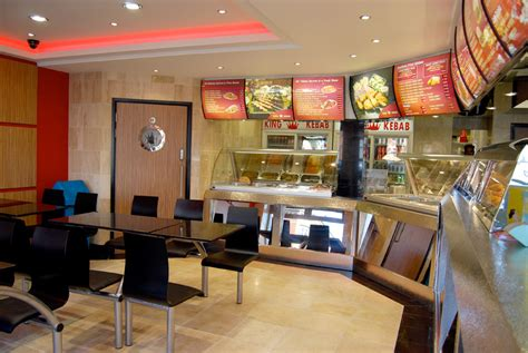 Small Home Interior Design Pictures King Kebab Shopfitting Case Study By Centreplan